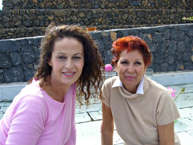 Carla y Rosalía García Linares
